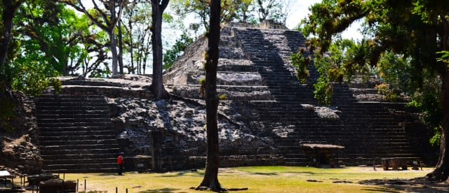 Le rovine Maya di Copan, Honduras