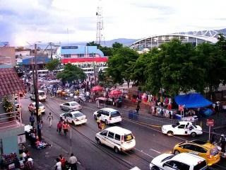Kingston, capitale della Giamaica (foto di Dubdem Soundsystem)