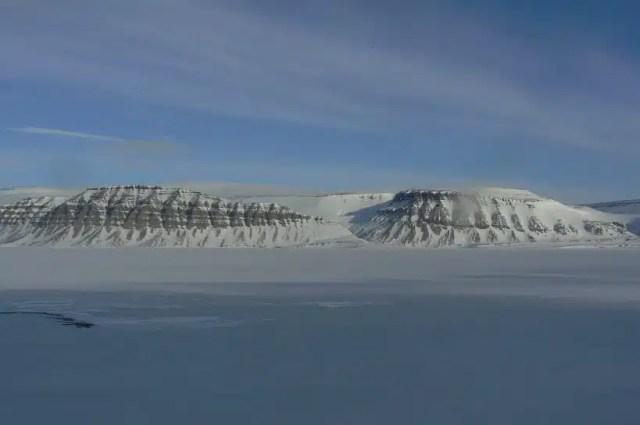 Il paesaggio del Circolo Polare Artico (foto di fuorifuori.org)