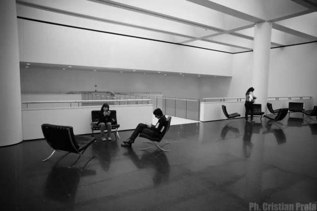 Due blogger al lavoro (foto di Cristian Prola)
