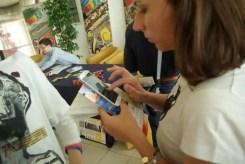 """Serena alla presentazione della app """"Varazze Turismo"""""""