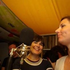Serena ed Emanuela di LaBarbanoinviaggio intervistate in diretta da Giuditta