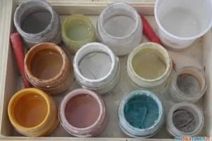 Laboratorio artigianale di ceramica Creta Rossa