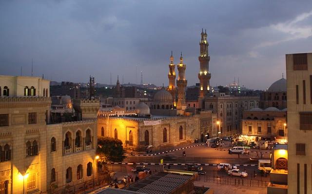 Il quartiere islamico del Cairo (foto di Kyle Taylor)