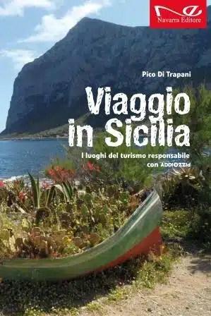 """La copertina del libro di Pico Di Trapani """"Viaggio in Sicilia"""""""
