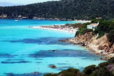 Migliori spiagge Sardegna la Tuerredda