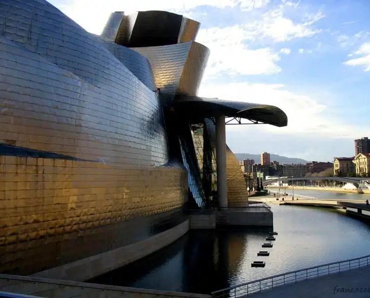 Paese Basco - Bilbao, Guggenheim