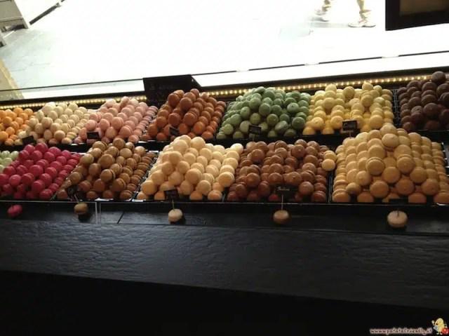 I macarons, dolce tipico di Bordeaux
