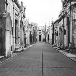 Roadtrip in Argentina – Il cimitero di Buenos Aires