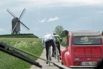 Retroronde, la gara d'epoca delle Fiandre