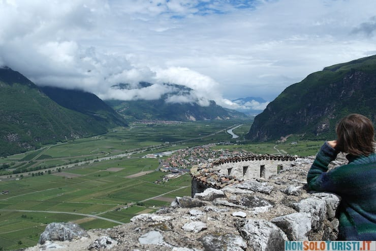 Castel Beseno panorama