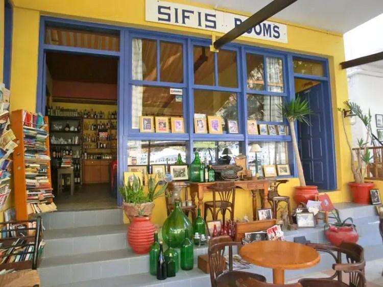 Sifis Hotel - Loutro (Creta), Grecia