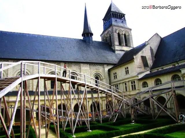 Valle della Loira - Fontevraud