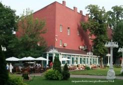 Giardino Ermitage - Mosca, Russia