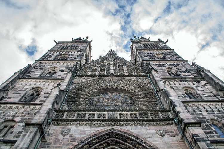Lorenzkirche - Norimberga (Germania)
