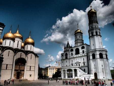 Cremlino - Mosca, Russia