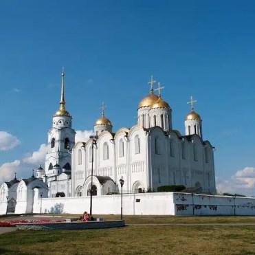 Cattedrale di Vladimir - Russia