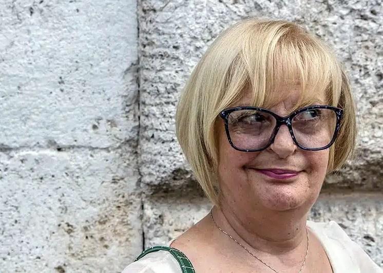 Paola Salvestrini al Festival dei 2Mondi - Spoleto, Umbria