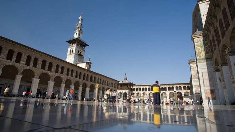 Moschea Umayyad - Damasco, Siria