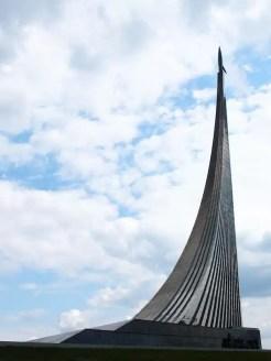 Conquista dello spazio - VDNKh, Mosca (Russia)