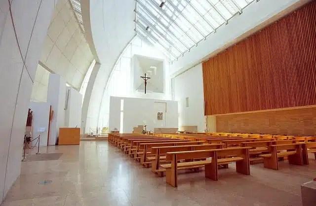 Roma - Chiesa Dio Padre Misericordioso