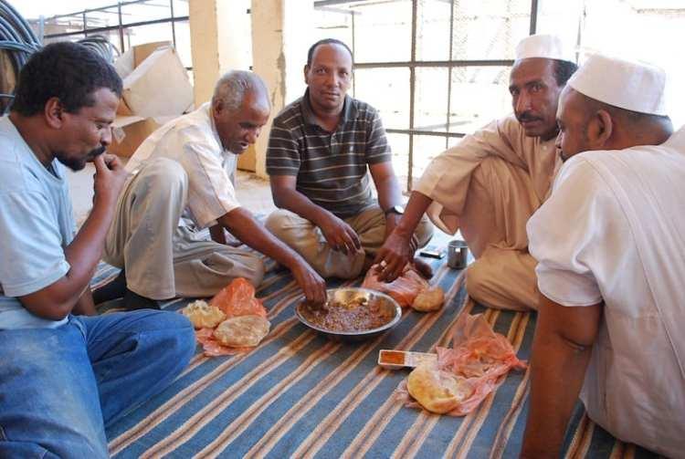 Sudan - cibo, foul