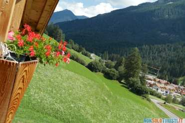 Azienda agricola Ciasa do Parè, Soraga, Val di Fassa, Dolomiti