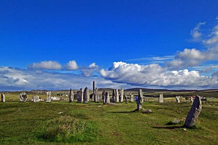 Callanish Stone Circle - Scozia