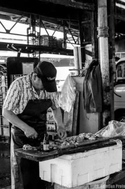 Mercato del pesce di Tsukiji - Tokyo, Giappone