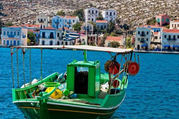 Castelrosso (Kastelorizo) - Grecia