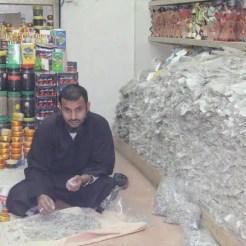 Mercato di incenso - Oman