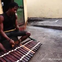Xilofono - Conakry, Guinea