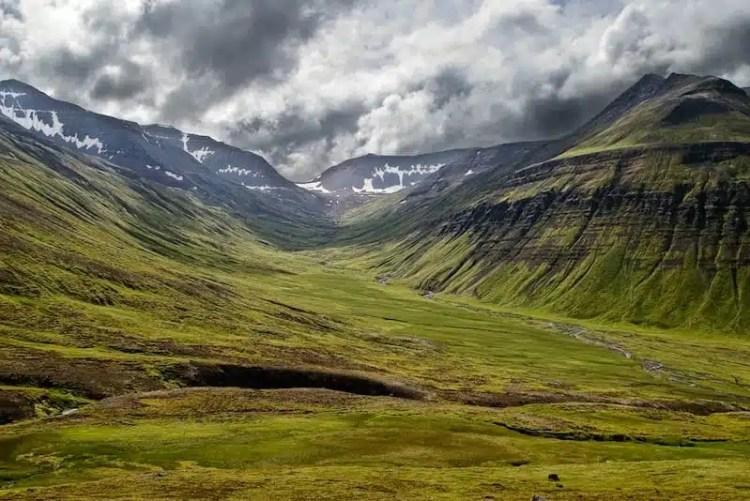 Tröllaskagi, Islanda