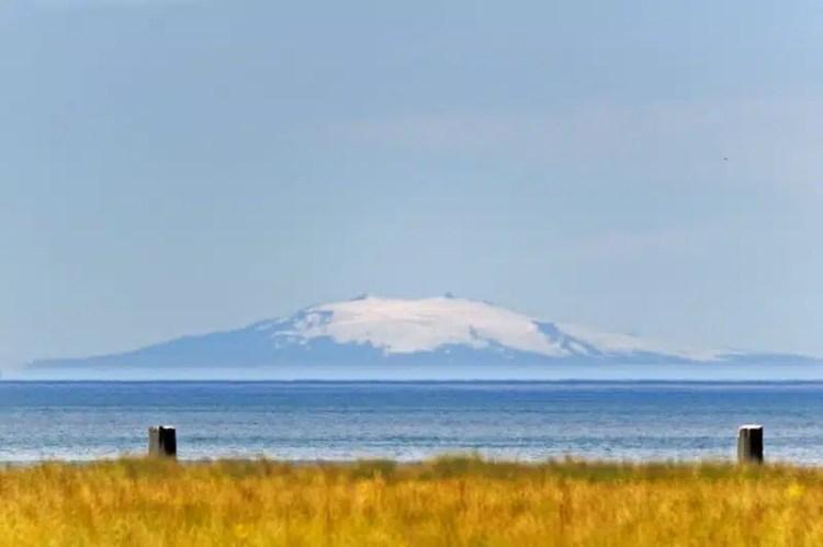 Snaefells da Reykjavik