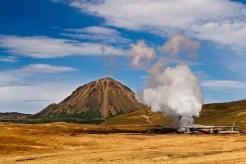 Sorgente geotermale - Islanda