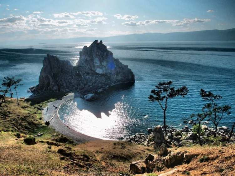 Capo Burkhan - Olkhon, Lago Bajkal, Russia