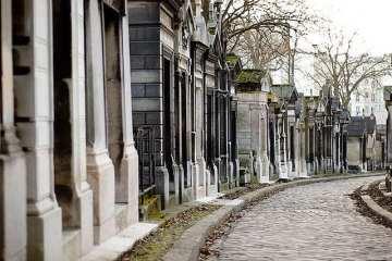 Cimitero di Père-Lachaise - Parigi, Francia