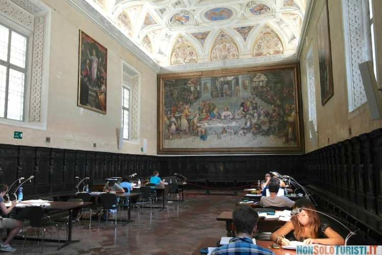 Biblioteca Classense - Ravenna, Italy