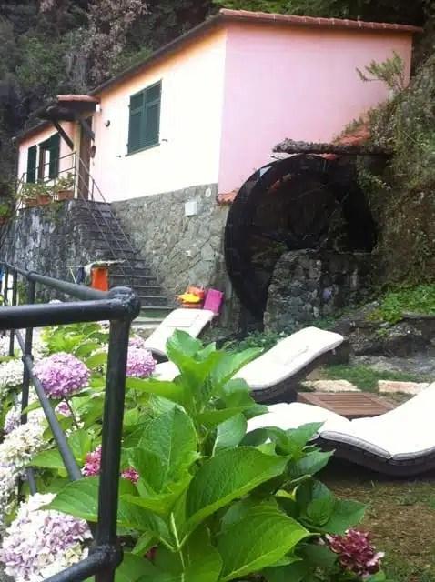 Cà du Ferrà - Bonassola, Liguria