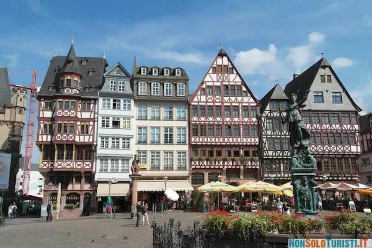 Römerberg - Francoforte