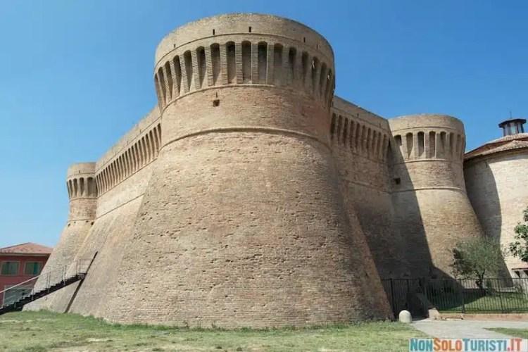 Rocca di Urbisaglia, Marche