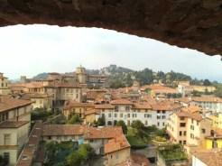 Vista dal Campanone - Bergamo, Italy