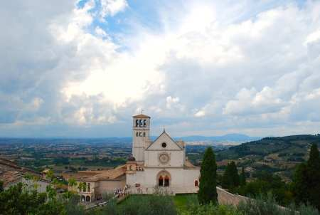 Basilica di San Francesco - Assisi, Umbria
