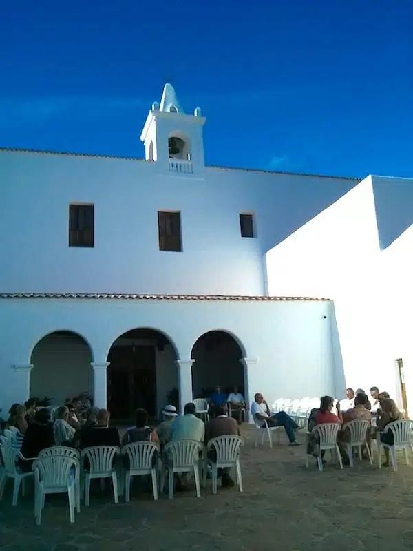 Chiesa di San Miguel - Ibiza, Spagna