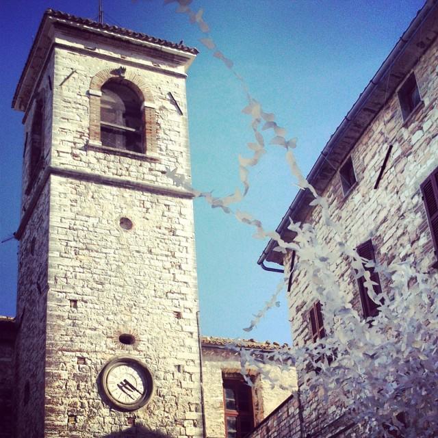 Castello Palazzo - Acervia, Marche (Italy)