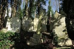 Il cimitero di Highgate - Londra, Regno Unito