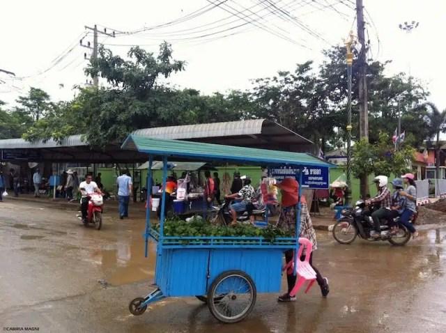 Frontalieri - Poipet, Cambogia