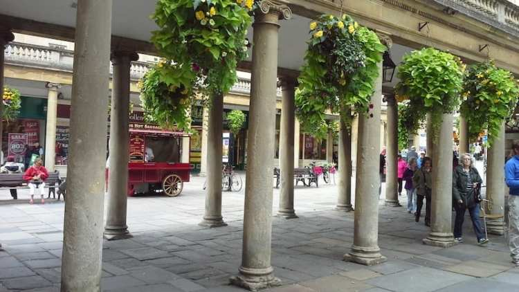 Bath - Inghilterra, Regno Unito