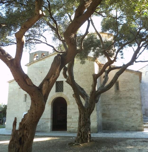 Chiesa di Santa Maria - Portonovo, Marche (Italy)