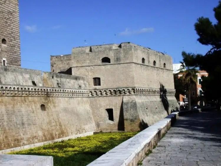 Castello di Bari - Puglia, Italy